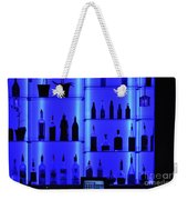 Blue Bar Weekender Tote Bag