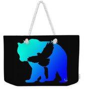 Blue Bear    -024 Weekender Tote Bag