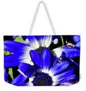 Blue Beauties Weekender Tote Bag