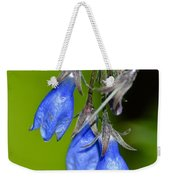 Blue Bells Are Ringing Weekender Tote Bag