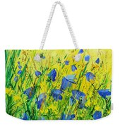 Blue Bells  Weekender Tote Bag