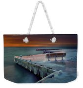 Blue Bench Weekender Tote Bag