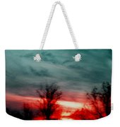 The Memory Remains Weekender Tote Bag