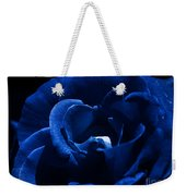 Blue Blue Rose Weekender Tote Bag