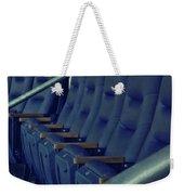 Blue Box Seats Weekender Tote Bag