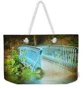 Blue Bridge Weekender Tote Bag