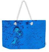 Blue Bubbles 2 Weekender Tote Bag