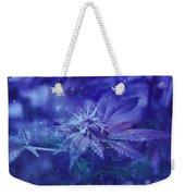 Blue Buds Weekender Tote Bag