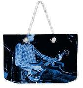 Blue Bullfrog Blues Weekender Tote Bag
