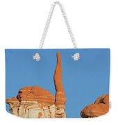 Blue Canyon Finger V Weekender Tote Bag
