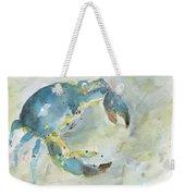 Blue Crab. Weekender Tote Bag