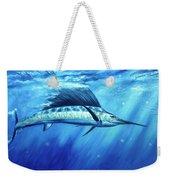 Blue Crush Weekender Tote Bag