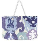 Blue Curry I Weekender Tote Bag by Mindy Sommers