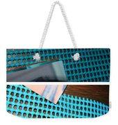 Blue Day  Weekender Tote Bag
