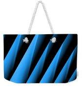 Blue Directions Weekender Tote Bag