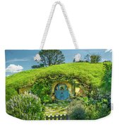 Blue Door Weekender Tote Bag
