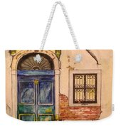 Blue Door Venice Weekender Tote Bag