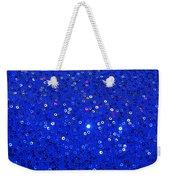 Blue Dress Weekender Tote Bag