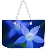 Blue Etoile Weekender Tote Bag