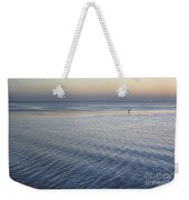 Evening Blue Weekender Tote Bag