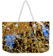 Blue Eyes Crying In The Rain Weekender Tote Bag