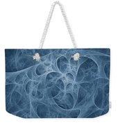 Blue Fugue Weekender Tote Bag