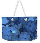 Blue Fungi Weekender Tote Bag