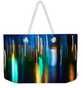 Blue Ghosts Weekender Tote Bag