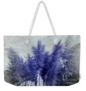 Blue Grass Weekender Tote Bag