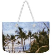 Blue Hawaii Weekender Tote Bag
