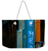 Blue Heaven Weekender Tote Bag