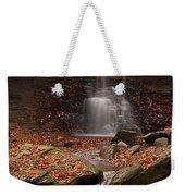 Blue Hen Falls And Cascade Weekender Tote Bag