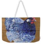 Blue Hen Weekender Tote Bag