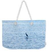 Blue Heron On The Chesapeake Weekender Tote Bag