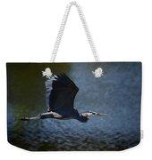 Blue Heron Skies  Weekender Tote Bag