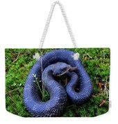 Blue Hognose Weekender Tote Bag