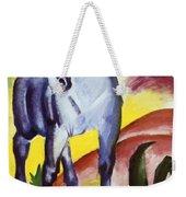 Blue Horse I 1911 Weekender Tote Bag