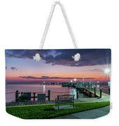 Blue Hour At Cape Shores Weekender Tote Bag