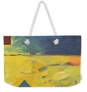 Blue House Gold Field Weekender Tote Bag