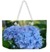 Blue Hydrangea Flower Art Prints Baslee Troutman Weekender Tote Bag
