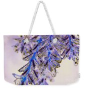 Blue Ice.. Weekender Tote Bag