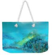 Blue Impressions Weekender Tote Bag