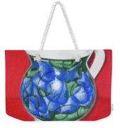 Blue Jarrito Weekender Tote Bag