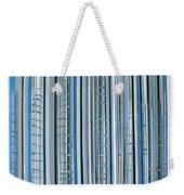 Blue Jay's Song Weekender Tote Bag