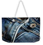 Blue Jeans Weekender Tote Bag