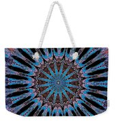 Blue Jewel Starlet Weekender Tote Bag