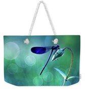 Blue Magic Weekender Tote Bag