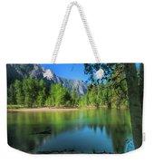 Blue Mood In Yosemite Weekender Tote Bag