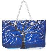 Blue Moon Willow In The Wind Weekender Tote Bag