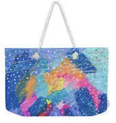 Blue Mountain Mayhem Weekender Tote Bag